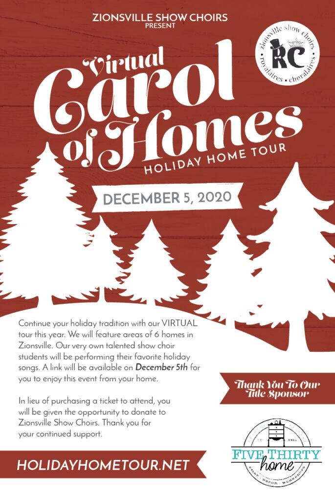 2020 Zionsville Christmas Break Zionsville Showchoirs